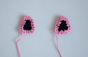 Free Jigglypuff Amigurumi Crochet Pattern Step 6