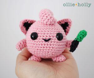 Free Jigglypuff Amigurumi Crochet Pattern Complete