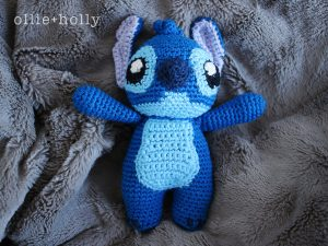 Disney Lilo and Stitch Amigurumi Crochet