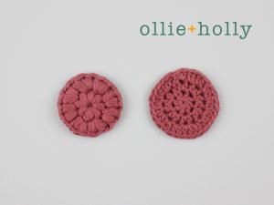 Free Reusable Cotton Pads Crochet Pattern Styles