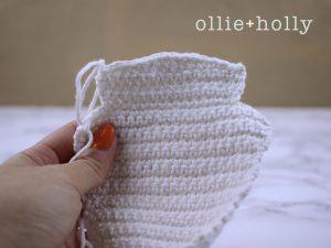Free Ketchup Bottle Pillow Amigurumi Crochet Pattern Step 5
