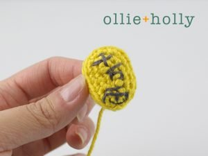 Free Maneki Neko Lucky Cat Amigurumi Crochet Pattern Step 19