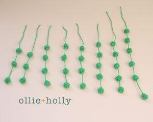 Free String of Pearls Amigurumi Crochet Pattern Step 4